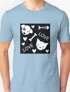 I love my pet Unisex T-Shirt