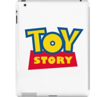 Toy Story Sticker iPad Case/Skin