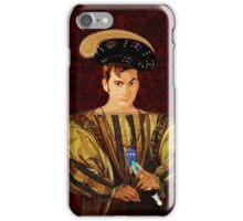 time traveller long time ago parody iPhone Case/Skin