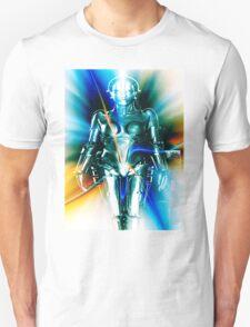 Star Light Robot Unisex T-Shirt