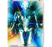 Star Light Robot iPad Case/Skin
