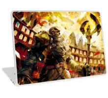 The Battle of Carne Village - Overlord Laptop Skin