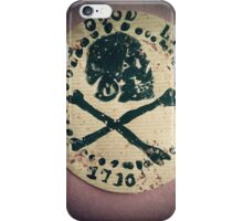 Henry Avery iPhone Case/Skin