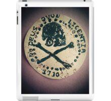 Henry Avery iPad Case/Skin