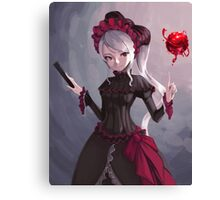 kawaii Bloodfallen Canvas Print