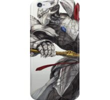 Twin Swords of Slashing Death iPhone Case/Skin