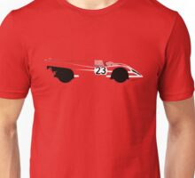 1970 Winner 917K #23 Simplistic profile Unisex T-Shirt