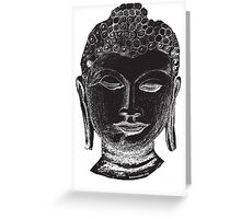 Buddha Drawing Greeting Card