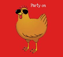 Party Chick Unisex T-Shirt