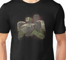 Camper Robot Graffiti Unisex T-Shirt