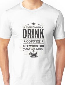 Coffee Love Unisex T-Shirt