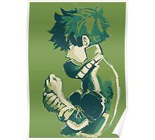 Midoriya Izuku - Boku No Hero Poster