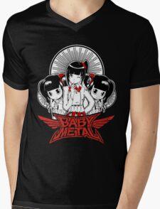 babymetal gomerch Mens V-Neck T-Shirt