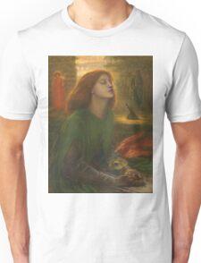 Dante Gabriel Rossetti - Beata Beatrix Unisex T-Shirt