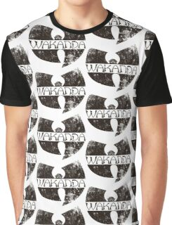 Wakanda Graphic T-Shirt