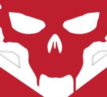 Stakes and Vampire Skull Sticker