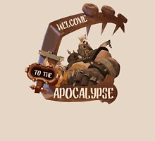 Welcome to the Apocalypse! Unisex T-Shirt
