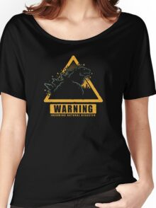Incoming Natural Disaster! Women's Relaxed Fit T-Shirt