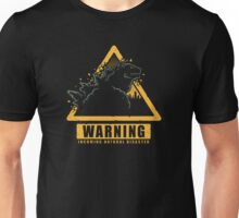 Incoming Natural Disaster! Unisex T-Shirt