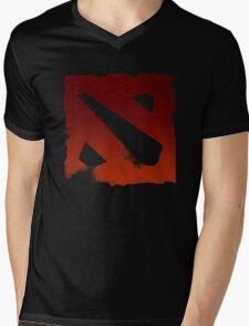 DotA 2 Mens V-Neck T-Shirt