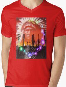 Ghost Dance Mens V-Neck T-Shirt