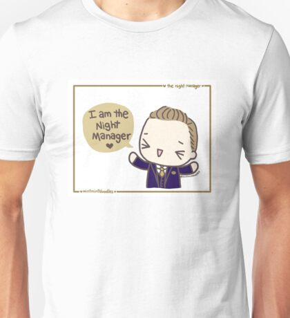 The Night Manager Unisex T-Shirt