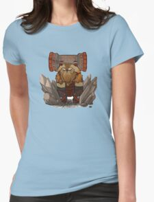 Earthshaker Womens Fitted T-Shirt