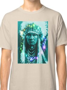 Magical Indian Chief Classic T-Shirt