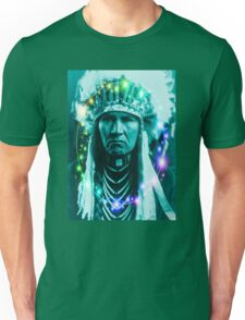 Magical Indian Chief Unisex T-Shirt