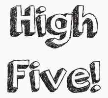 High Five! One Piece - Long Sleeve