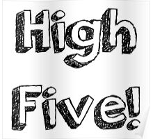 High Five! Poster
