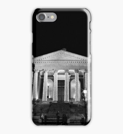 the art renews the nations and of it reveals the life - space of the scenes the delight where sights not to prepare the future iPhone Case/Skin