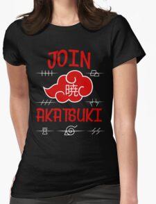 Join Akatsuki Womens Fitted T-Shirt
