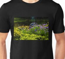 On the Sunny Bank of the Pond - Enjoy Summer! Unisex T-Shirt