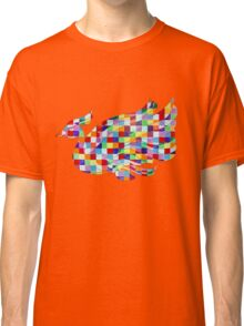 Swan Mural Classic T-Shirt