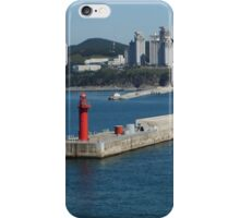 Harbor, Busan, South Korea iPhone Case/Skin