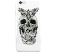 Dark Skull Artwork | T-shirts, mugs, phone cases iPhone Case/Skin