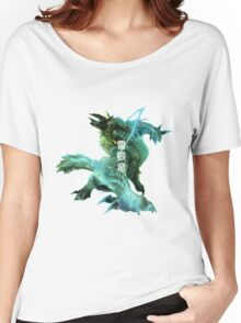 Monster Hunter - Jinouga Women's Relaxed Fit T-Shirt