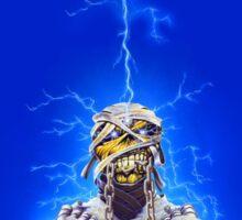 Iron Maiden Eddie Sticker