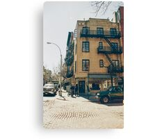 Greenwich Village Canvas Print