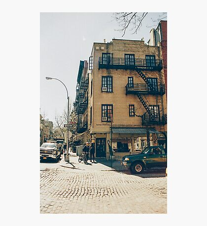 Greenwich Village Photographic Print