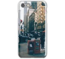 NYC Streets iPhone Case/Skin