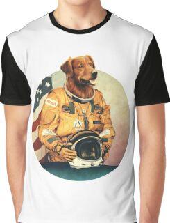 Astronimals: L. Brador (Circular) Graphic T-Shirt
