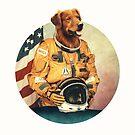 Astronimals: L. Brador (Circular) by Lasse Damgaard