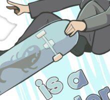 Jadzia Dax–What the Heck is a Gender? Sticker