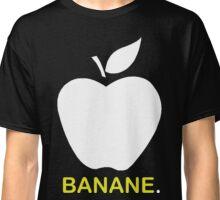 Apfel oder Banane?  Classic T-Shirt