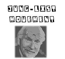 C. G. JUNG-LIST MOVEMENT Photographic Print