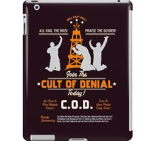 Cult of Denial iPad Case/Skin