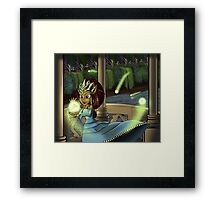 Making A Difference Framed Print