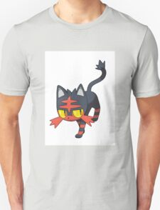 Litten - NEW Pokemon game Starter Unisex T-Shirt